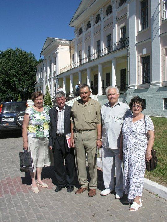 Ветераны Дубровицы