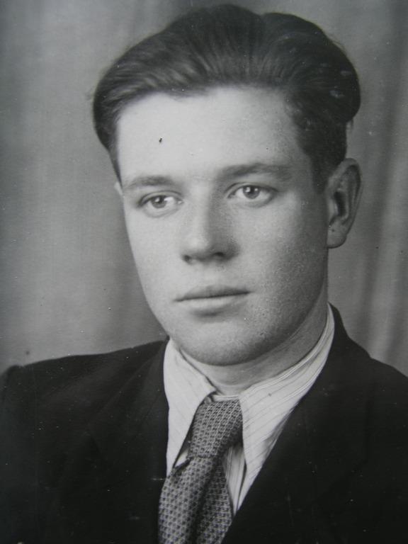 Леонид Леонов.